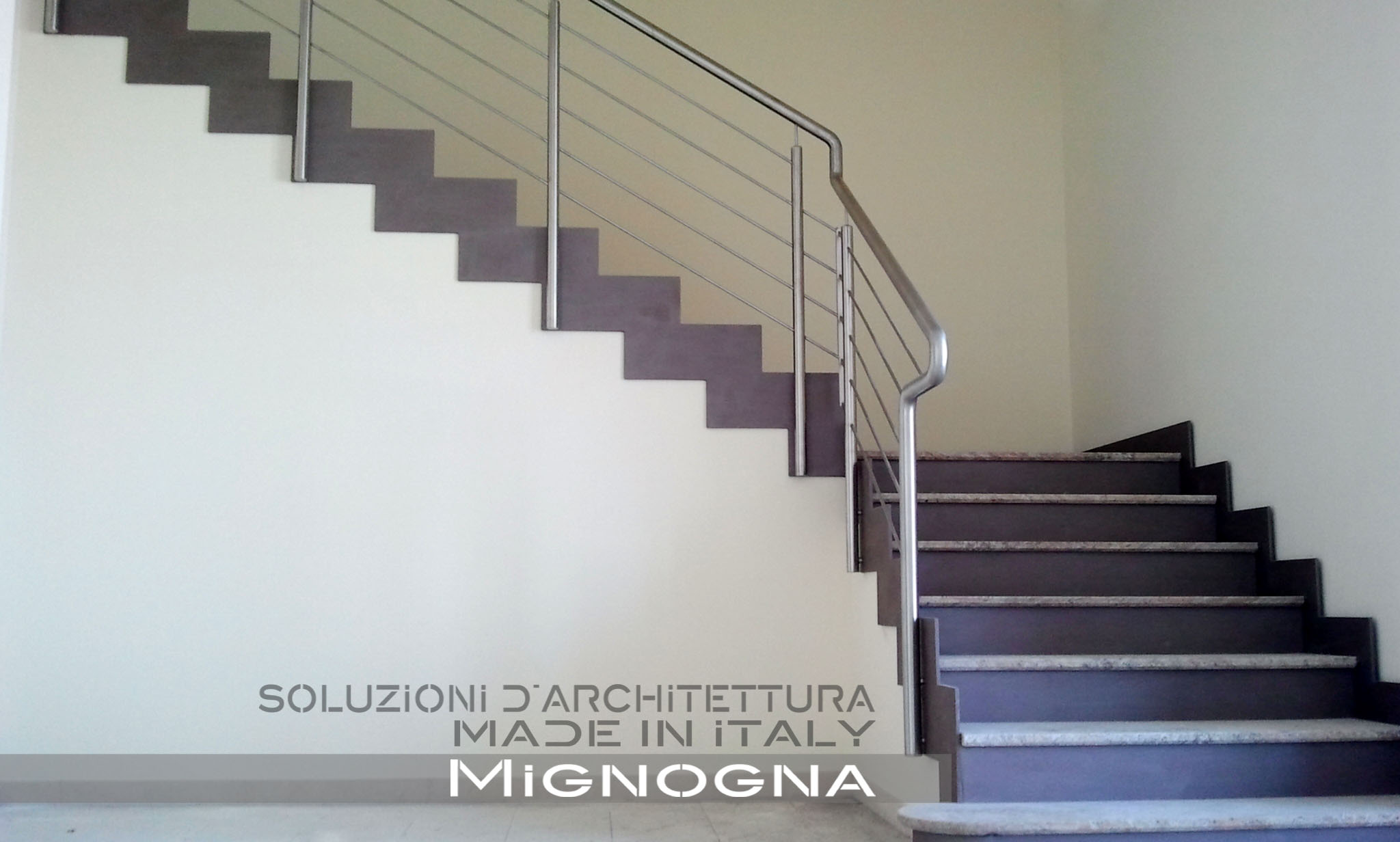 Scale design mignogna srl - Scale per interni misure ...