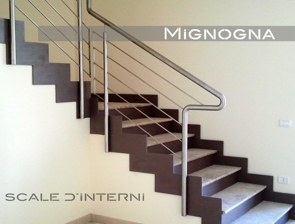 Offici na scale per interni mignogna srl mignogna srl - Scale design per interni ...