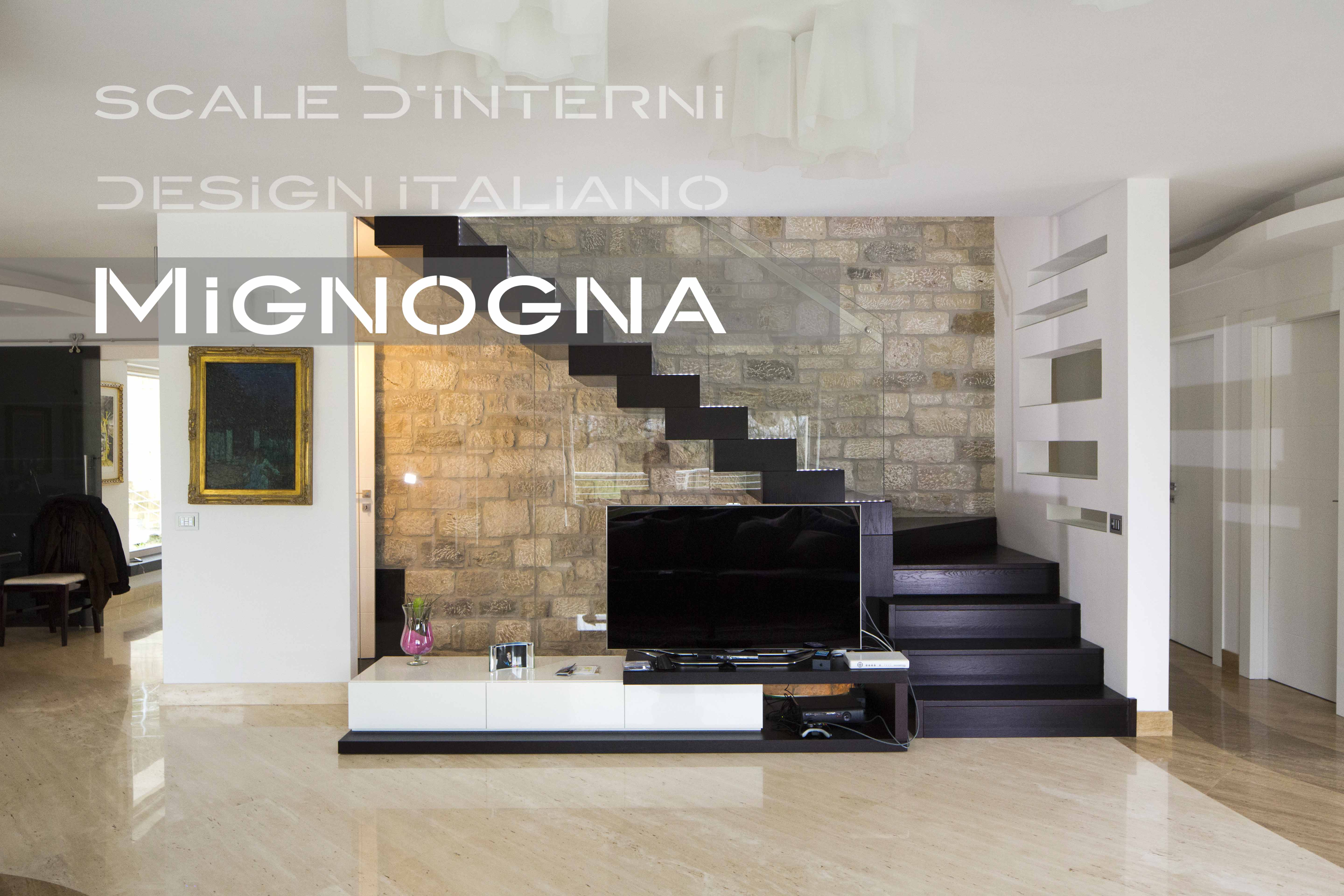Scale design mignogna srl for Scala arredo