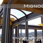 struttura metallica per cupole e lucernari