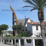 campanile chiesa di Campomarino Lido