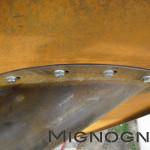 bullonature trave colonna corten