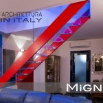 scala interno alto design Made in Italy