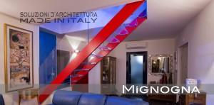 scala interno alto design Made in Italy