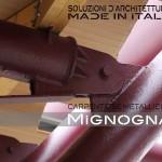 copertura palazzetto dello sport palaunimol capriate in tubolari in acciaio strutturale - dettaglio di cerniera