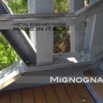 carpenteria metallica zincata a caldo