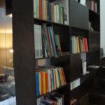 libreria anima della scala in corten Mignogna scale