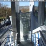 scala materiali per esterno - lamiera zincata , microfotata , pannello sandwich